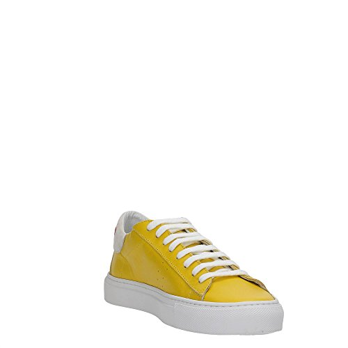 SCINY Femme 2V7044 Patrizia YELLOW A483 Pepe Sneakers cRTPWWHOq