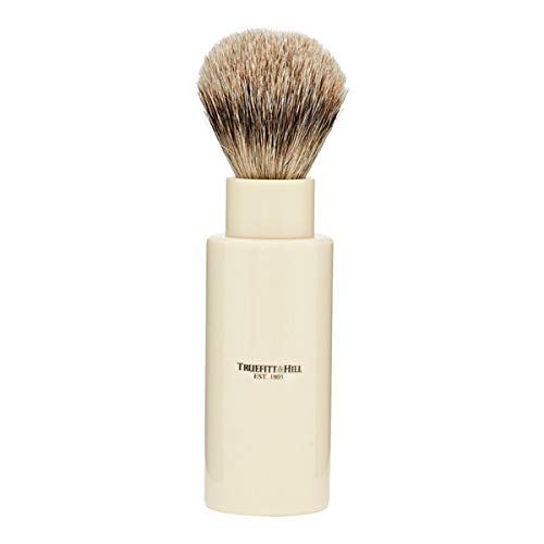 B00020URQ0 Truefitt & Hill Ivory Turnback Traveler Badger Hair Brush 31RhRiWiJUL