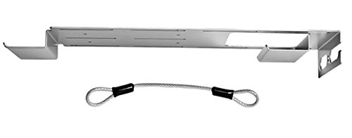 Sonnet Technologies Underdesk Mounting Bracket and Security Cable for Monitor (CUFF-PRO)