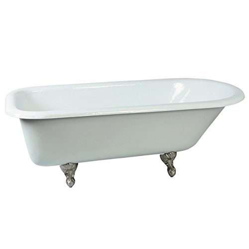 Vintage Acrylic Soaking Bathtub