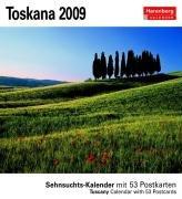 Harenberg Sehnsuchts-Kalender Toskana 2009