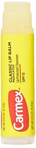 Carmex Lip Balm Moisturizing Original,0.15 oz (3 Count)