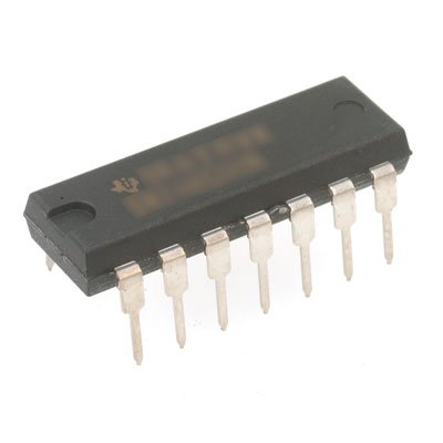 Texas Instruments SN74LS86AN ICs and Semiconductors, XOR Gate, 4 Element, 2 Input Bipolar, 14-Pin, Plastic DIP Tube, 19.3 mm L x 6.35 mm W x 4.57 mm H (Pack of 10)