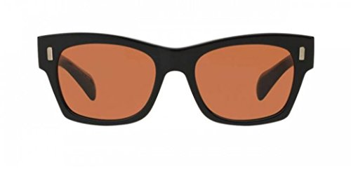Oliver Peoples The Row 71st Street - Black / Persimmon - 5330 100553 - Sunglasses 8 Row