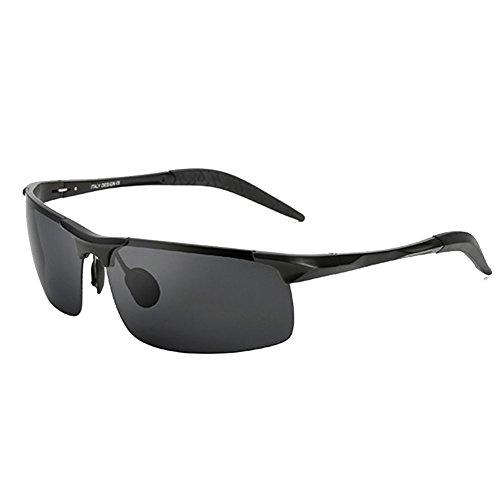 DT Gafas New 1 Style Color Polarizing Sunglasses de 3 Driver Driving Sol Mirror 4A4argp