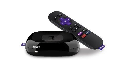 Roku-1-Streaming-Player-Black-Roku-2710RW-Special-VUDU-Edition-with-5-VUDU-credit