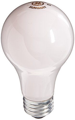 (G E LIGHTING 97484 GE Light Bulb, 100W, Soft Pink, 2-Pack)