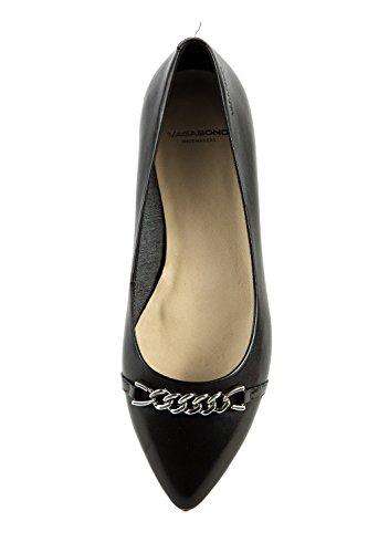 Femme 4411 Noir 001 Ballerines VB Vagabond 001 pour 4411 322 Noir xqRan46Yw