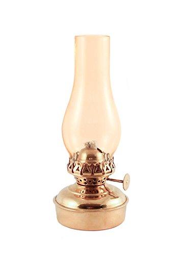 brass kerosene lamp - 8