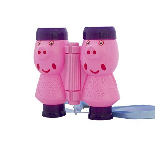 Leoy88 Projector Binoculars Pink Educational Device Bright S