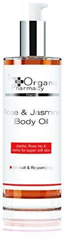 The Organic Pharmacy - Rose & Jasmine Body Oil (3.38 oz / 100 ml)