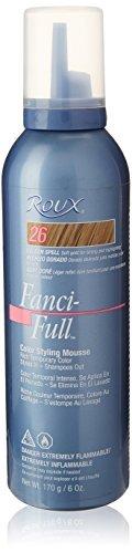 Roux Fanci-Full Mousse, 26 Golden Spell, 6 Fluid Ounce by Roux