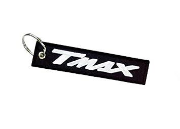 Moto Discovery T-MAX Llavero Doble Cara: Amazon.es: Coche y moto