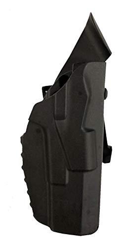 Safariland 7384 7TS Holster Black RH Glock 17/22 Gen 1-5