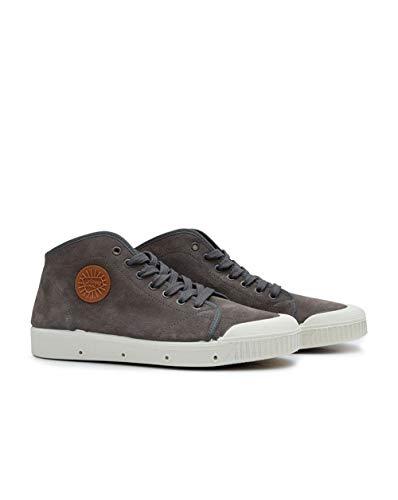 B2 Sneakers 7 UK Springcourt SLATE Suede 64YFOxwxaq