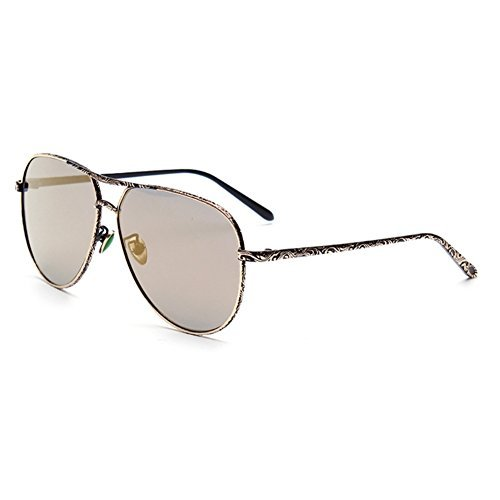 IPOLAR GSG800034C4 New Style PC Lens Metal Sunglasses,Metal Frames - Mykita Spectacles