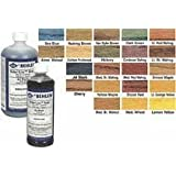 Solar-Lux NGR Dye Stain - Medium Red Mahogany by Behlen