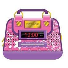 Victorious Clock Radio
