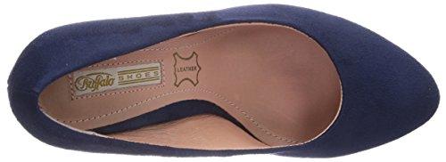 dc63768dc17 ... Buffalo H748-1 P1804D - zapatos de tacón cerrados de material sintético  mujer azul ...