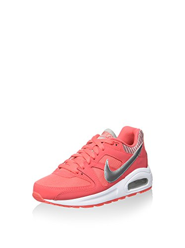 Nike Unisex-Kinder Air Max Command Flex (Gs) Sneaker, Koralle, 35.5 EU