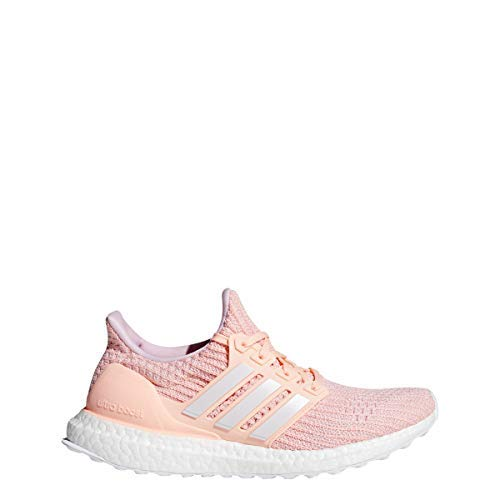 Adidas Originals Women's Ultraboost, clear orange/orchid tint/true pink, 6.5 M US ()