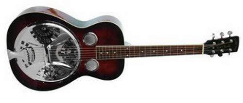 (Gold Tone Paul Beard Signature Series PBR Roundneck Resonator Guitar (Vintage Mahogany))