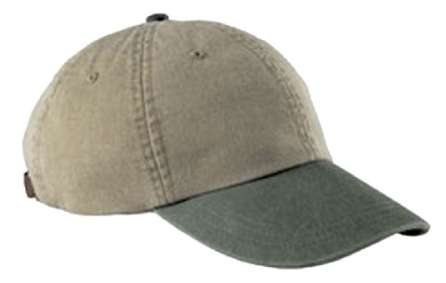 Adams 00820599098079 OPTIMUM - KHAKI WITH CONTRAST BILL LP102 SPRUCE cap