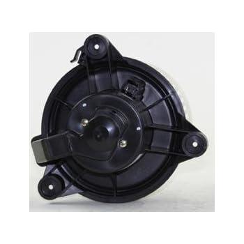 heater a c blower motor w fan cage for. Black Bedroom Furniture Sets. Home Design Ideas