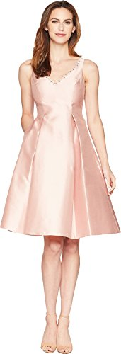 Adrianna Short Papell Adrianna Womens Dress Sleeveless Blush Papell PPrSw1