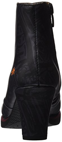 Black Art Women's Black Fantasy Heel Shoes St tropez Box FXEqXWr