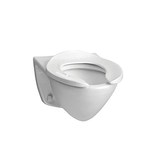 TOTO CT708E#01 Flushometer Elongated Bowl With 1.28 Gallon Flushing System, Cotton White hot sale