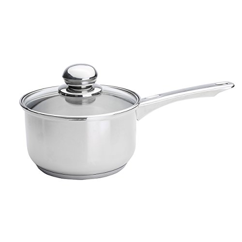 ries Stainless-Steel 2-Quart Saucepan with Lid 29102 (Classicor Cookware)