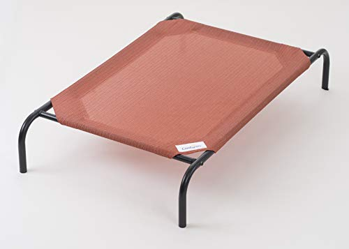 The Original Elevated Pet Bed by Coolaroo, Small,...