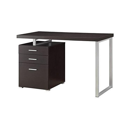Coaster 800519 Home Furnishings Desk, Cappuccino
