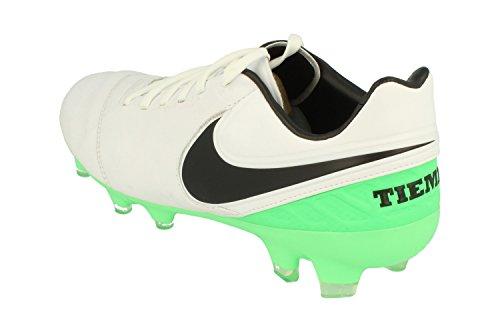 Nike Herren Tiempo Legacy II FG Fußballschuhe Schwarz