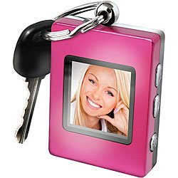 Shift3 Digital Photo Album with KEYCHAIN