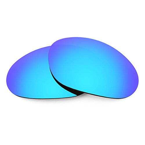 Revant Polarized Replacement Lenses for Wiley X XL-1 Advanced Elite Ice Blue - 1 Wiley Xl Sunglasses