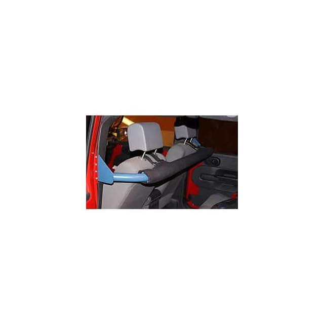 Rock Hard 4x4 Parts RH1030 SFHP Jk Front Seat Harness Bar Padding (4 Dr.)