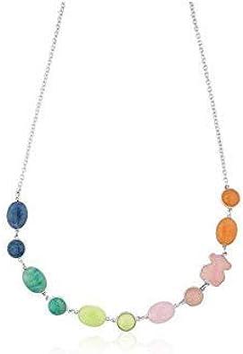 Tous - Collar de Plata con Piedras Preciosas 61-543-258-0