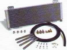 - Tru-Cool Max LPD47391 47391 Low Pressure Drop Transmission Oil Cooler by Long Tru-Cool