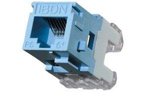 amazon com ax101326 belden keyconnect rj45 category 6 modular audio jack wiring ax101326 belden keyconnect rj45 category 6 modular jack, blue