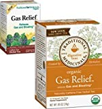 Traditional Medicinals Caffeine Free Digestive Tea Bags Gas Relief – 16 ct Review