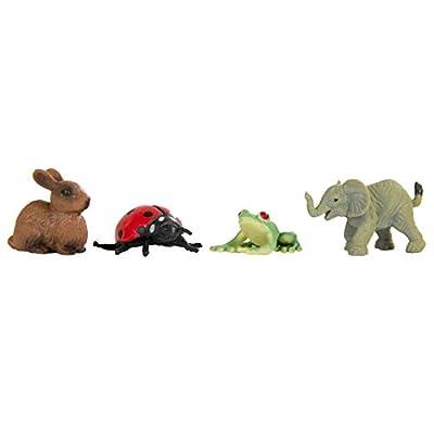Safari 100218 Good Luck Minis Fun Packs Lucky Minature: Toys & Games