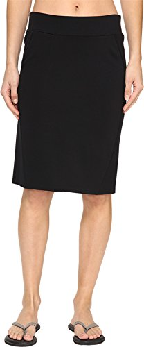 Toad&Co Women's Transita Skirt Black Skirt by Toad&Co