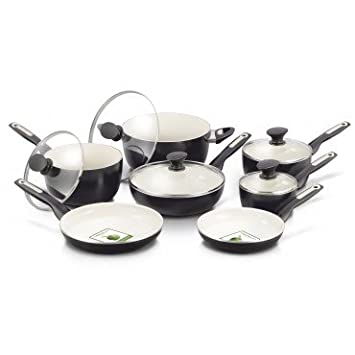 Greenpan Rio 12 Piece Cookware Set