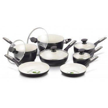 Greenpan Rio 12 Piece Cookware Set