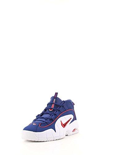 Nike 685153-400 Sneakers Uomo Blu/Rosso/Bianco 11½ Descuento 2018 Nuevo De Descuento En Línea Barata TPdV8ndTJT