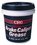 CRC 05353 12oz Brake Caliper Synthetic Grease Tube