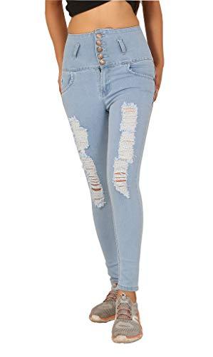 Fashion Stylus Women Denim High Rise Skinny Jeans
