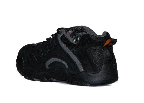 Hi-Tec Santa Fe- S1P Chaussure de Sécurité-Noir